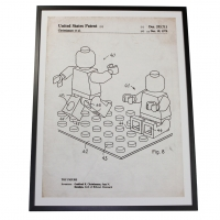 Legofigur patent illustration