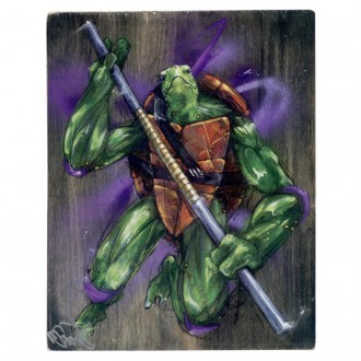 Art print med Donatello